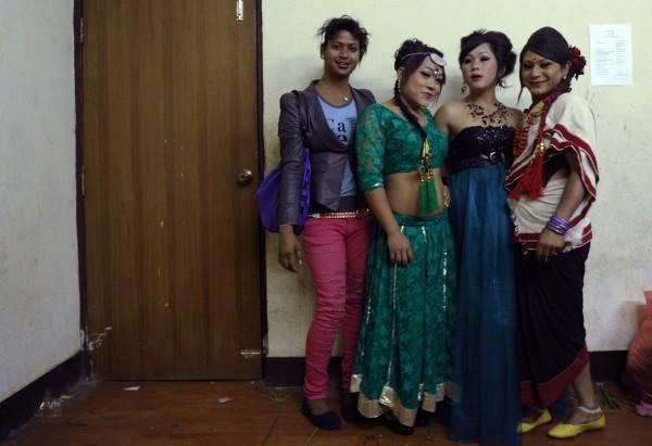 Transgendered performers