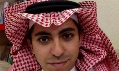 Saudi blogger Raif Badawi, who has been sentenced to 1,000 lashes and 10 years in jail for insulting Islam and for cyber crime, was awarded the European Union's prize for human rights and freedom of thought Thursday October 29, 2015