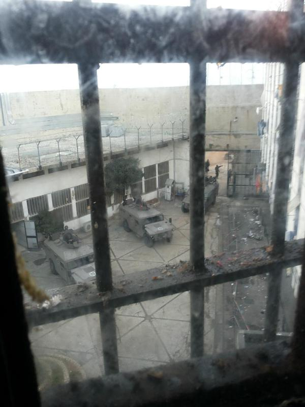 Lebanon's Roumieh Prison raided by ISF after Tripoli twin ...