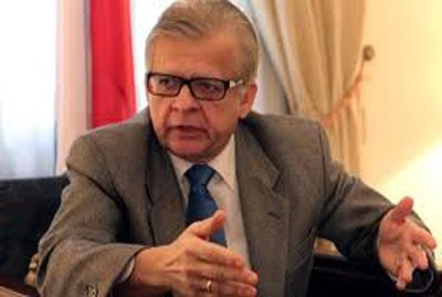 Alexander Zasypkin, russian envoy