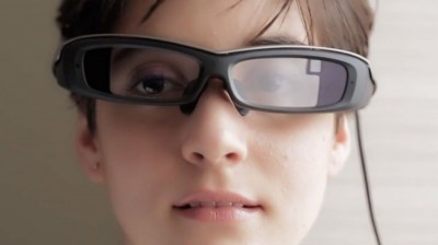 Sony-SmartEyeglass developer