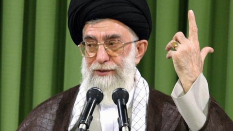 Image result for iranian cleric shouts death to america