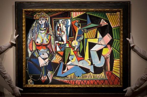 picasso-Les-femmes-dAlger-auction