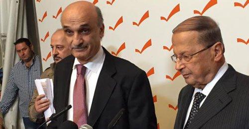 Geagea-Aoun