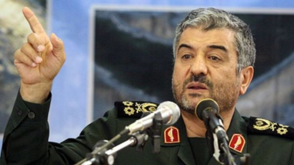 """IRGC commander Mohammad Ali Jafari said on Sunday """"if the news is correct about the stupidity of the American government in considering the Revolutionary Guards a terrorist group, then the Revolutionary Guards will consider the American army to be like Islamic State all around the world."""""""