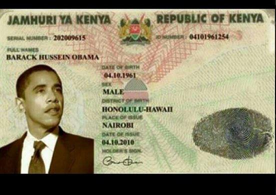 Obama Returns To Kenya, His Father's Homeland