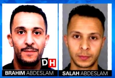 Salah-Abdeslam R and his brother Ibrahim-Abdeslam