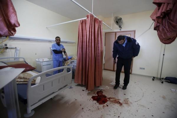 Inside A Hospital Emergency Room