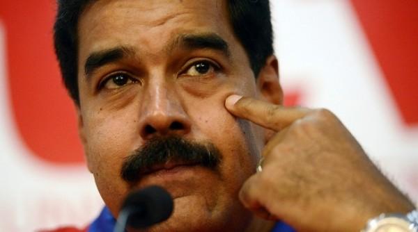 Nicolas-Maduro- CRYING