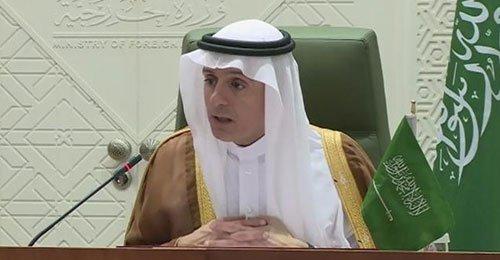 adel-joubeir saudi FM