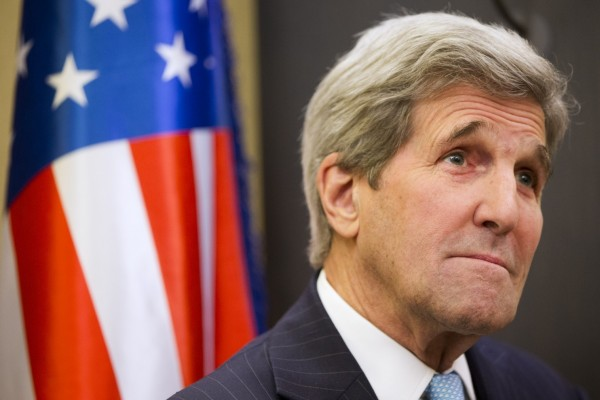 Kerry IN DAVOS, SWITZ