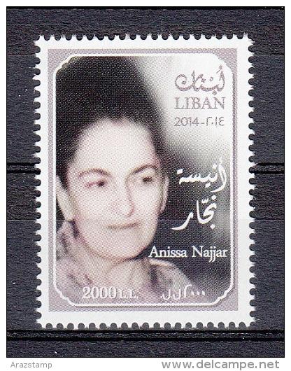 anissa najjar stamp