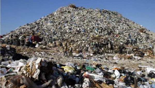 mount garbage lebanon
