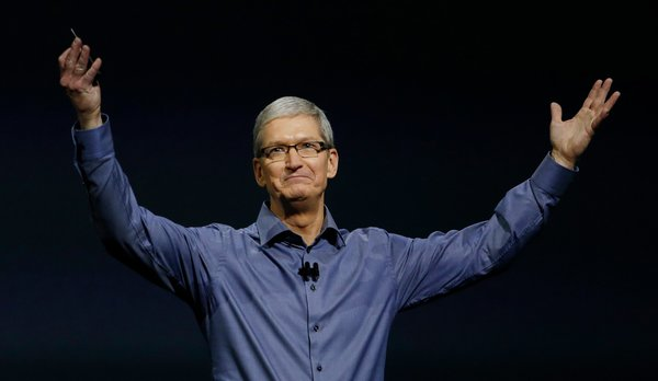 CEO Tim Cook defends Apple's resistance in FBI iPhone case