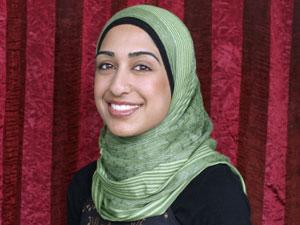 Muslim headscarves