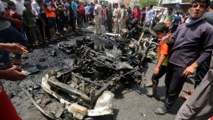 baghdad iraq attack byc ISIL