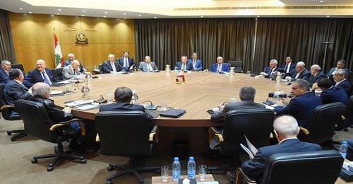 dialogue lebanon