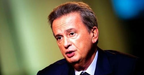 Central Bank Governor Riad Salameh
