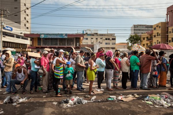Venezuela's Food Shortages Trigger Long Lines, Hunger and Looting