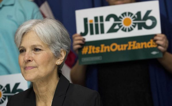 Green Party Ticket: 'We're Clearly More Progressive Than Anybody Else' (Audio)