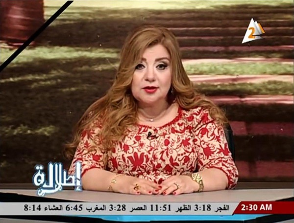 Khadija Khattab  one of the TV presenters  affected  said she felt slandered by the move