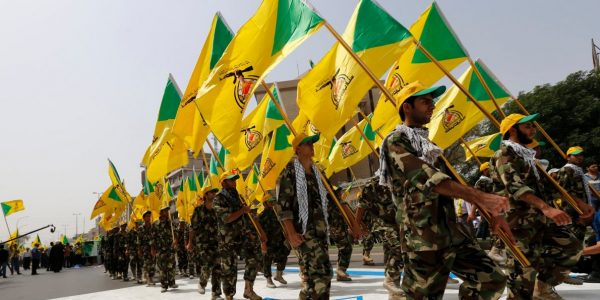 Iran backed Shiite militia