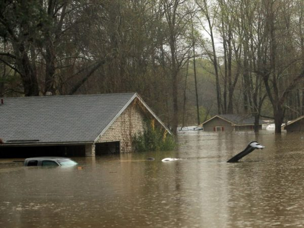 ... , Over 1,000 Rescued in Louisiana Flooding, as Heavy Rains Continue