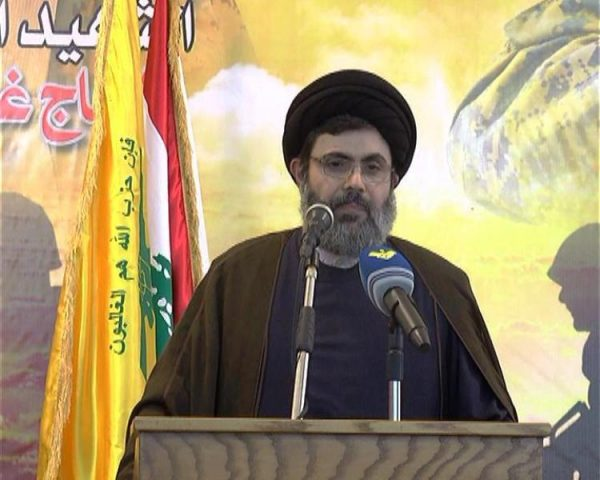 Sheikh Hashem Safieddine ,head of Hezbollah's Executive Council