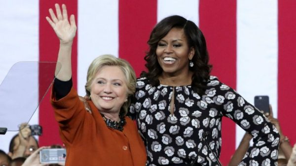 Obama In Ohio To Kick Off Week Of Campaigning For Clinton