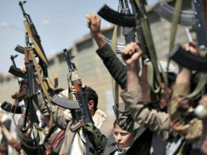 """Many of the weapons are being smuggled through Oman, using overland routes across the """"porous borders"""" between the two countries – an uncomfortable revelation, since Oman has been viewed as a U.S. ally. According to Reuters the government of Oman is not an active participant in supplying the Houthis with weapons, but is """"turning a blind eye and aggressively failing to crack down on the flow."""