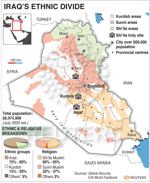 ISIS: A Catastrophe For Sunnis in both Iraq and Syria