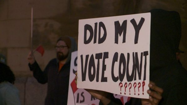 Officials with the Wisconsin Elections Commission have notified all 72 county clerks to prepare for a recount.