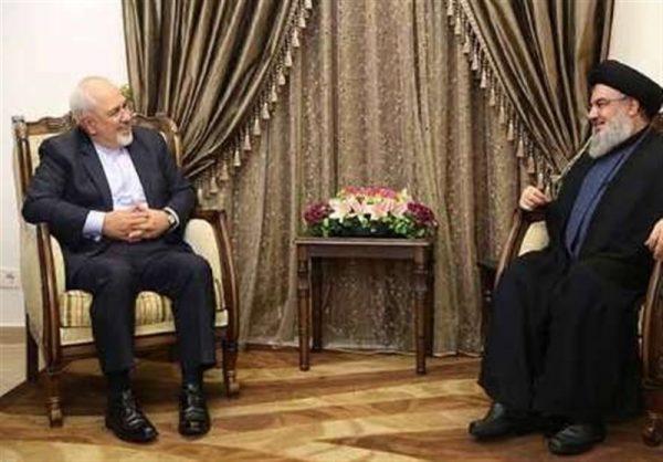 Iran FM meets Hezbollah chief in Lebanon Zarif Planters Html on