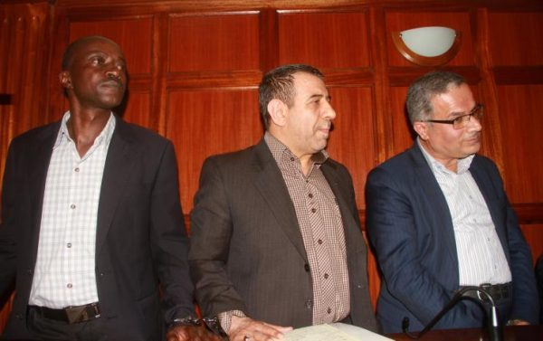 Iranians in Nairobi charged with plotting attack on Israeli embassy
