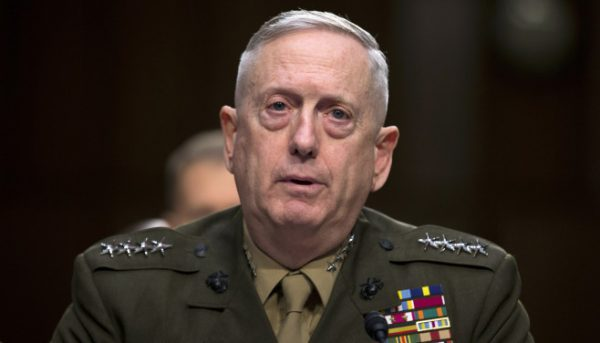 Retired Marine Gen. James Mattis ( Mad Dog) was the top U.S. commander in Iraq and Afghanistan from 2010 to 2013. | AP Photo