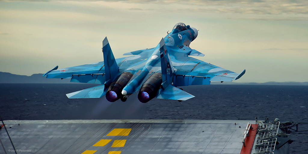 Military sources close to The Aviationist report that a Russian Navy Su-33 Flanker carrier-based multirole aircraft has crashed during flight operations from Admiral Kuznetsov on Saturday, Dec. 3.