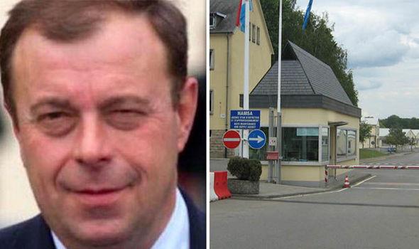 Yves Chandelon, NATO auditor found dead in Bellgium