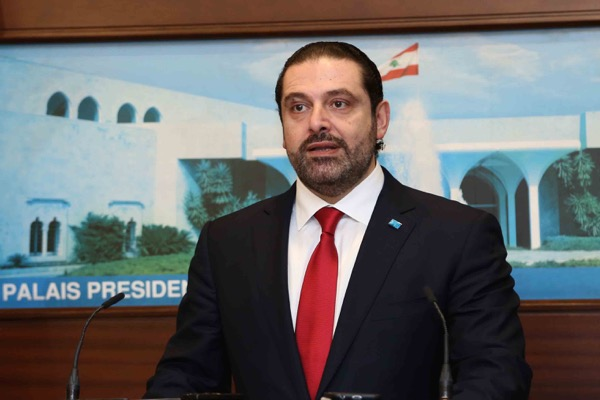 Lebanon discloses new government headed by Saad Hariri