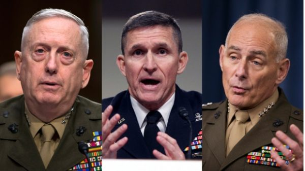 Image result for trump's generals