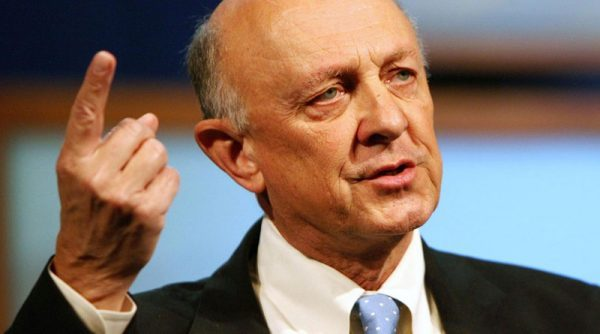 Former CIA director James Woolsey joined the Trump presidential campaign. Woolsey is a hardcore neocon and a former vice president of military contractor Booz Allen Hamilton.