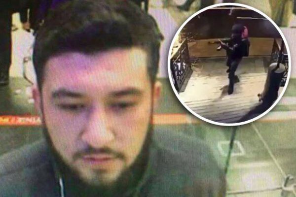 Istanbul shooting suspect