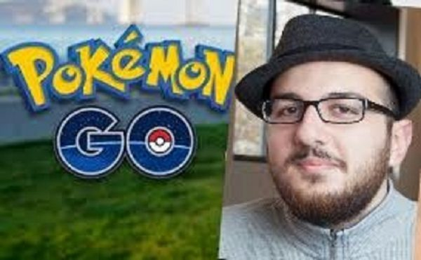 Khaled Abdel-Rahman Pokemon go