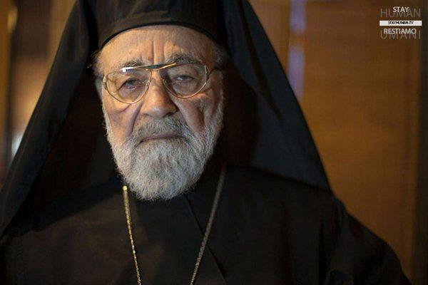 Monsignor Hilarion Capucci