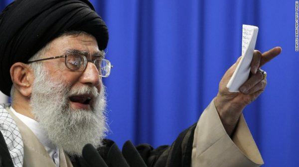 Iran's Supreme Leader Ayatollah Ali Khamenei