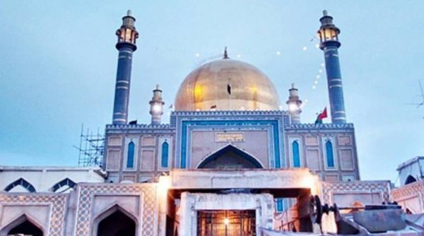 pakistan sufi shrine
