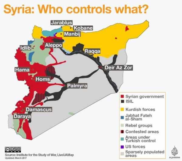 syria control map