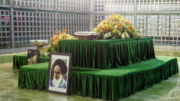 Shrine of the late Ayatollah Ruhollah Khomeini
