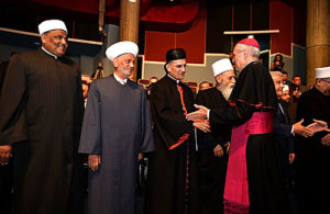 Christian, Muslim leaders in Lebanon