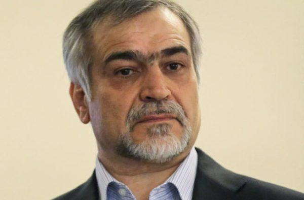 Hossein Fereydoun Rouhani's brother