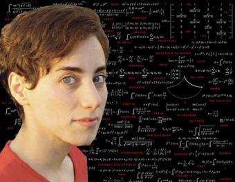 Maryam Mirzakhani math genius
